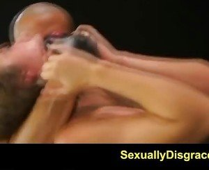 FetishNetwork Marsha May and Callie Calypso bound hard